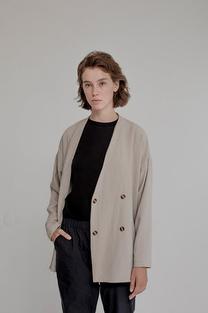 JANE JACKET - LINEN - coming soon