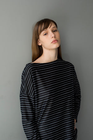 ELIZABETH SHIRT - BLACK