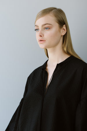 RUBY SHIRT - BLACK