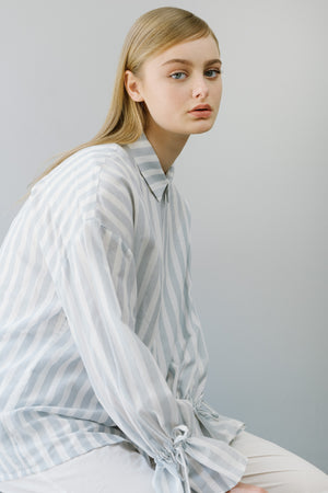 MINERAL SHIRT - LIGHT BLUE