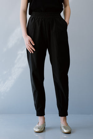 SMOKY PANTS - BLACK