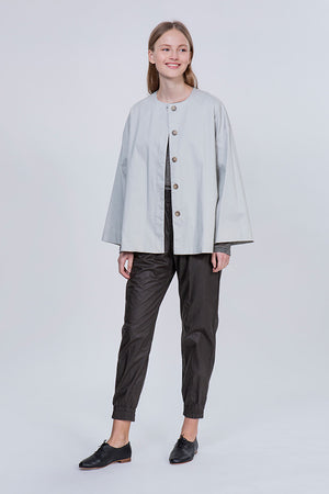 WORK JACKET - LIGHT GREY