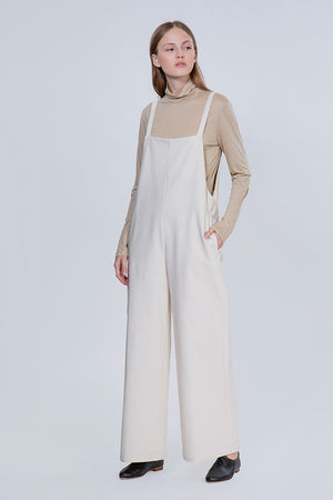 HOMEY JUMPSUIT - CREAM