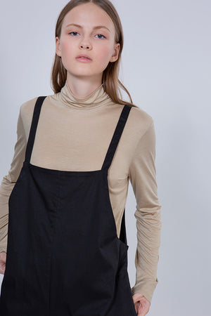 HOMEY JUMPSUIT - BLACK