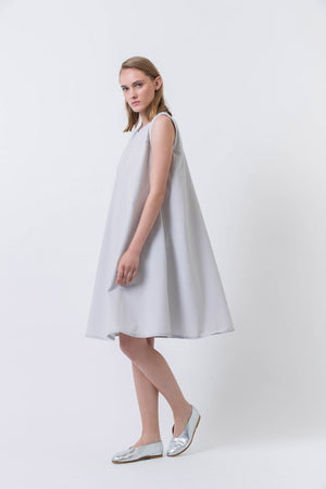 LULLABY DRESS - STONE