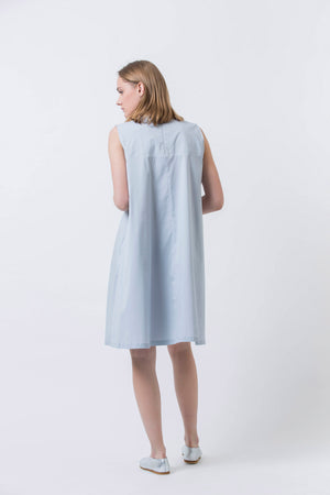 LULLABY DRESS - LIGHT BLUE