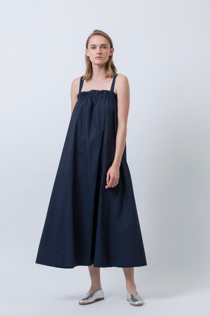 WENDY DRESS - BLUE