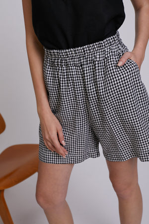 SHORTS - CHECKERED