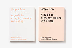 Simple fair fall/winter - a guide to everyday cooking and eating
