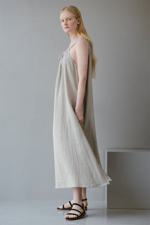 SUNSTONE DRESS - GRAY