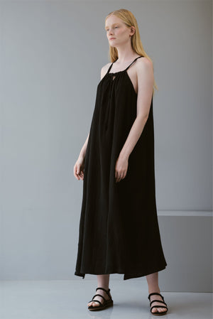 SUNSTONE DRESS - BLACK