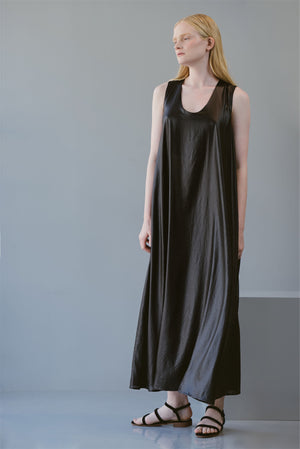 MERCURY DRESS - BLACK