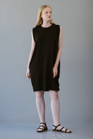 ROCK DRESS -  BLACK