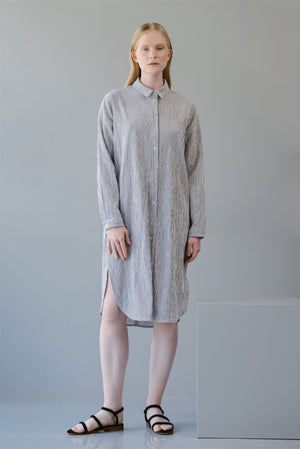 PERLA DRESS - GRAY