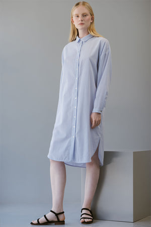 PERLA DRESS - LIGHT BLUE