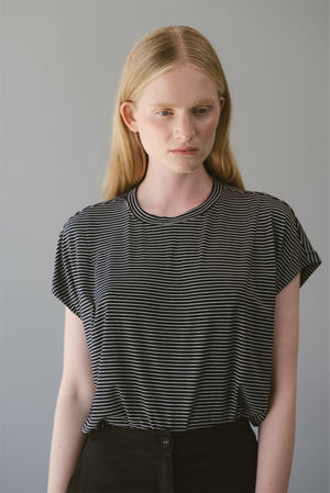 OPAL SHIRT - THIN STRIPES