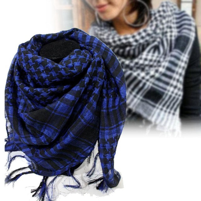 Military Thick Windproof Scarf