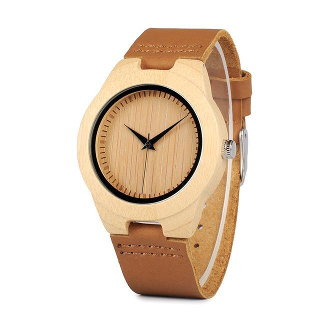 Wooden Luxury Fashion Watch