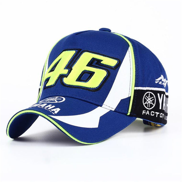 Rossi 46 YAMAHA Motorcycle Racing Cap