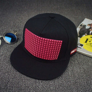 Plastic Triangle Baseball Caps