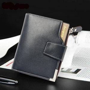 Men Clutch Leather Wallets