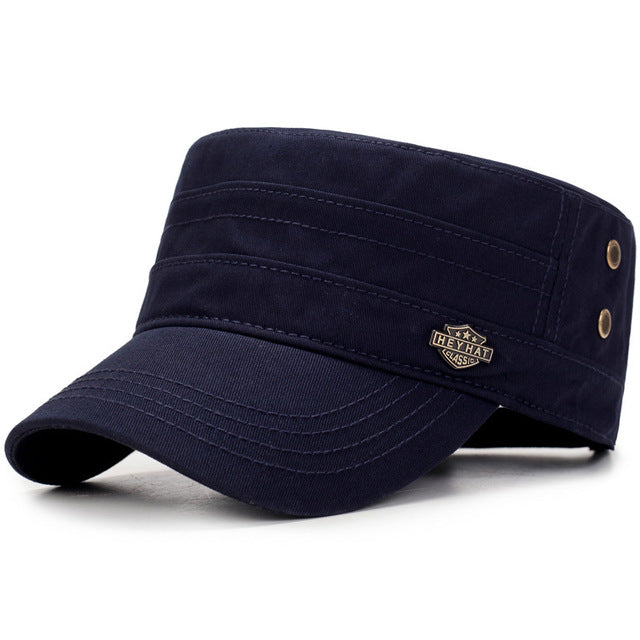 Polo Flat Hat Baseball Caps