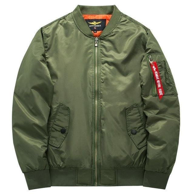Thick Bomber Jackets