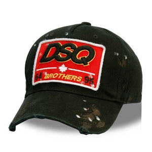 DSQ Brothers Baseball Caps