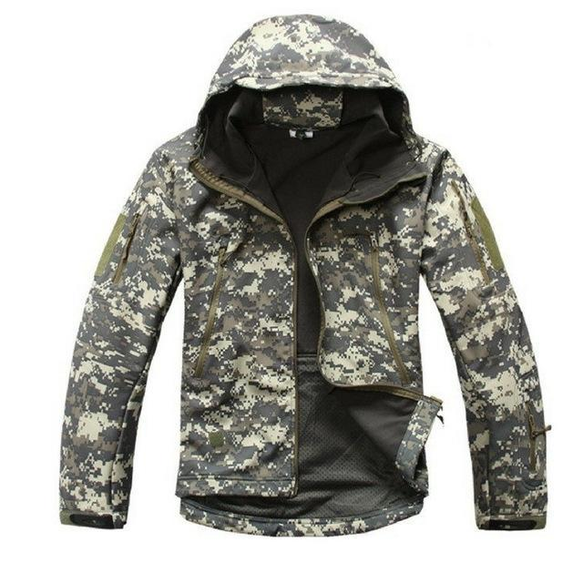 Softshell V5 Waterproof Tactical Jacket