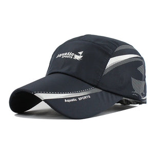 Breathable Fitted Quick-Dry Caps