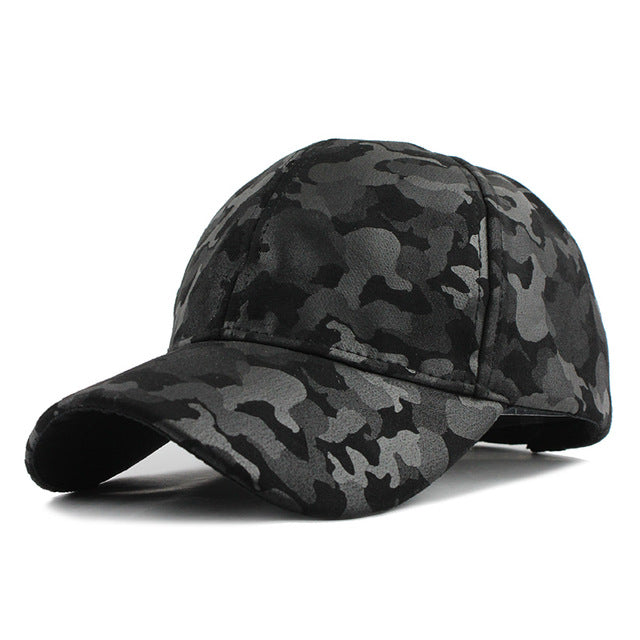 Camouflage Adjustable Baseball Cap
