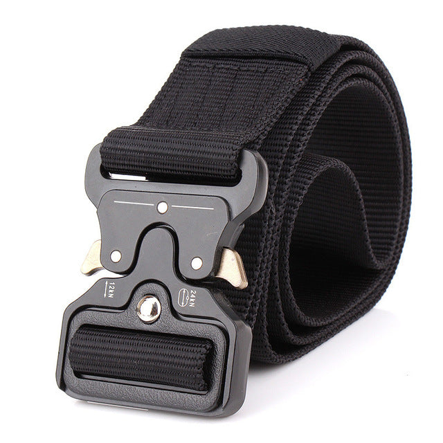 Multi Functional Tactical Belt