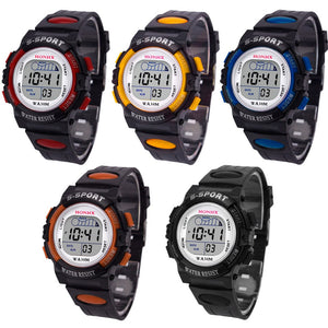 Waterproof LED Digital Sports Watches