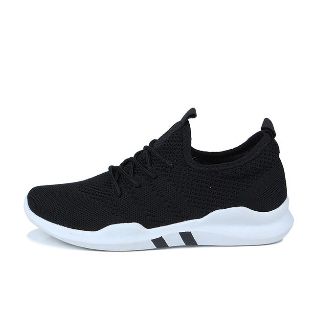 Lightweight Breathable Slip-on Casual Sneakers