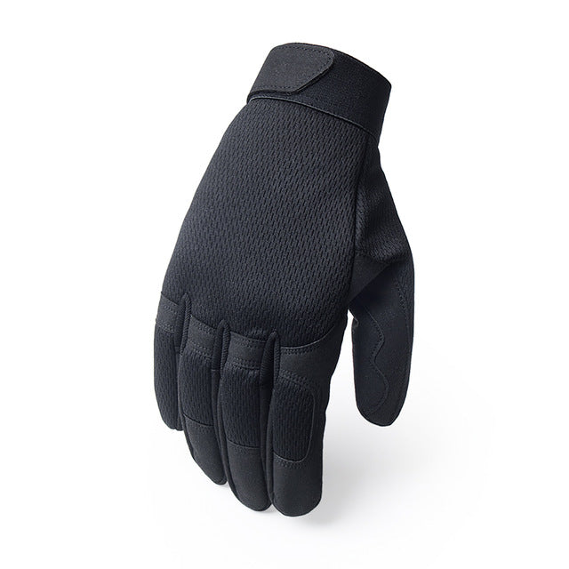 Breathable Camouflage Tactical Gloves