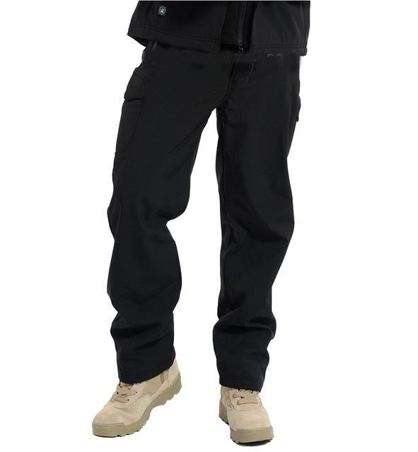 Soft Shell Tactical Camouflage Pants