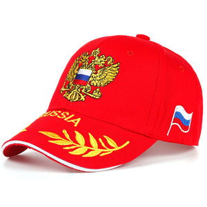 Russian Emblem Snap-back Patriot Caps