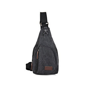 Men Canvas Shoulder Messenger Bags