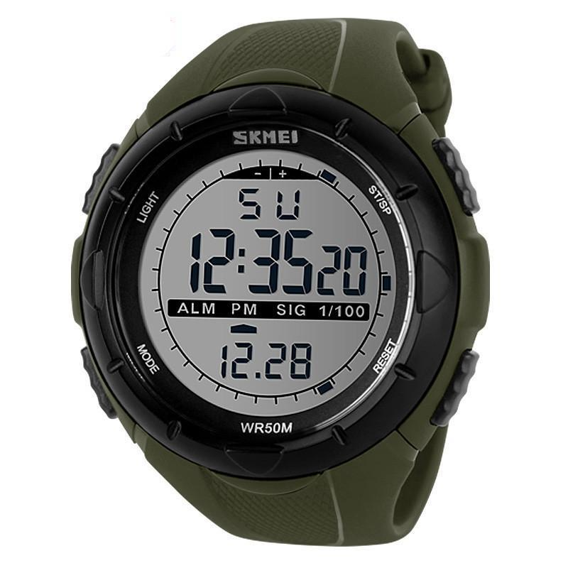 Climbing Sports Digital Military Wristwatch