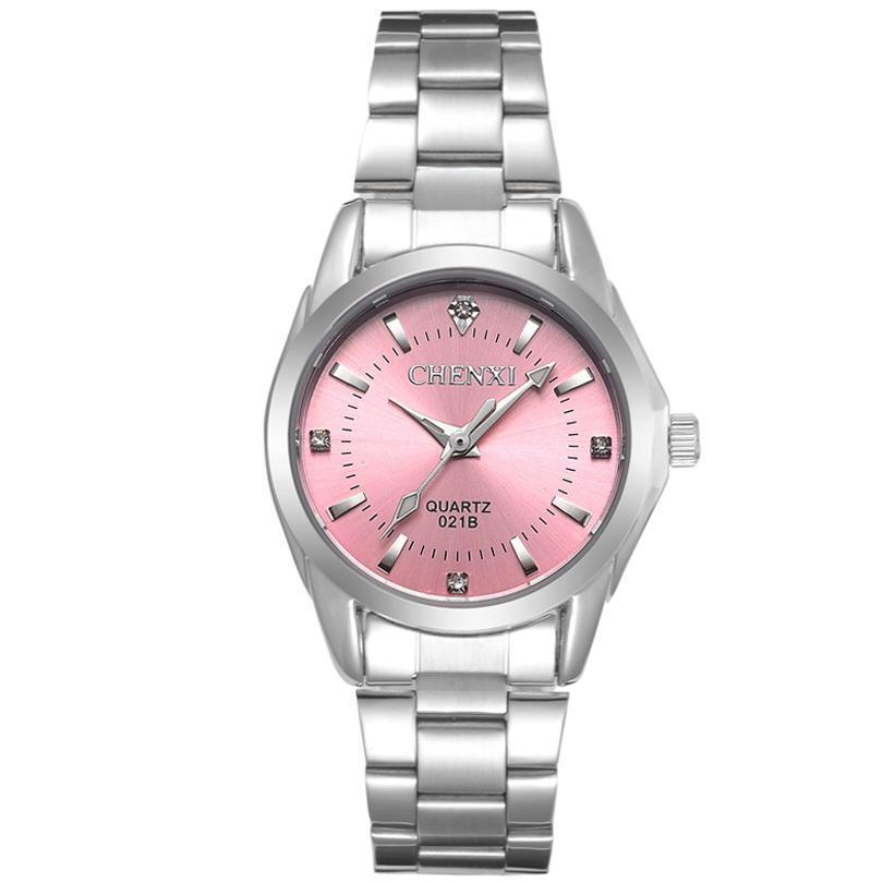 Waterproof Luxury Women Casual Watch