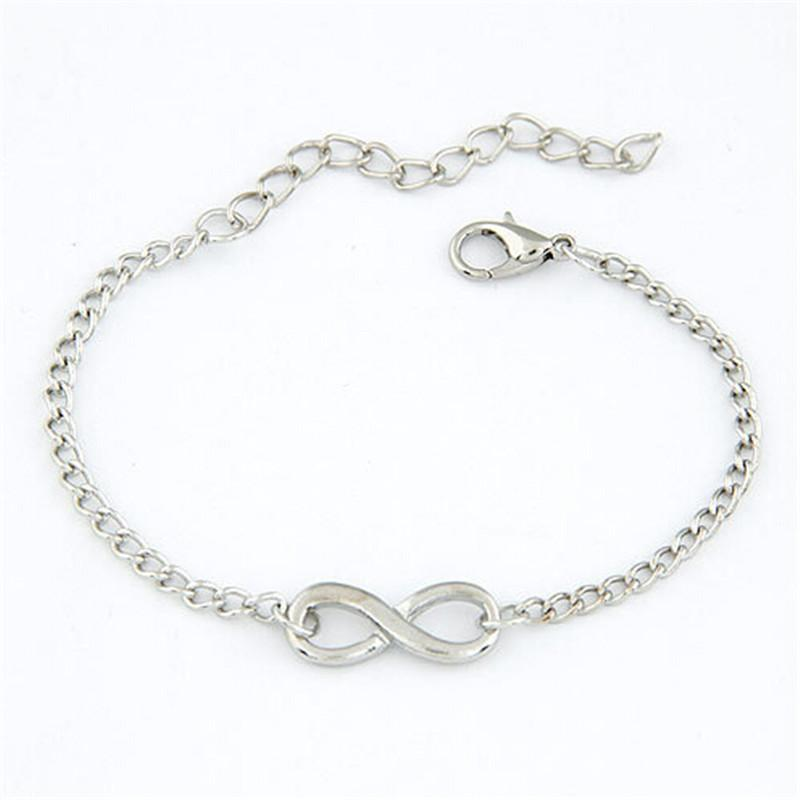 8 Infinity Bracelet For Men and Women