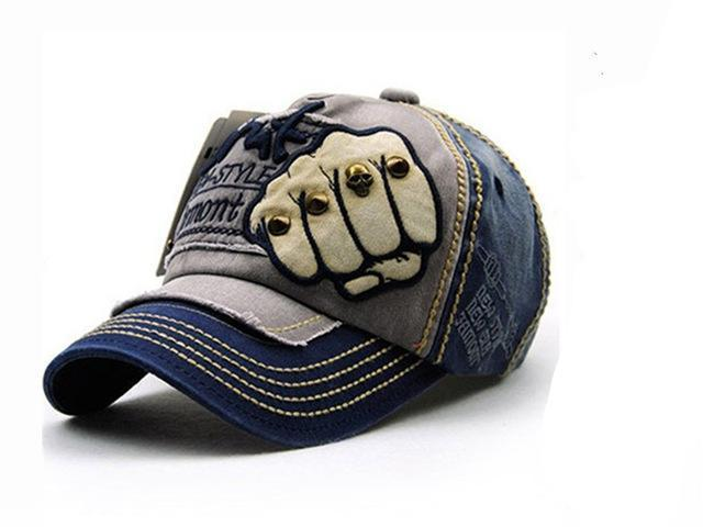 Baseball Casual Snap-back Cap Hat