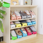 Modern Adjustable Shoes Rack
