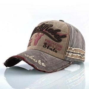 Adjustable Snap-back Baseball Cap Hat