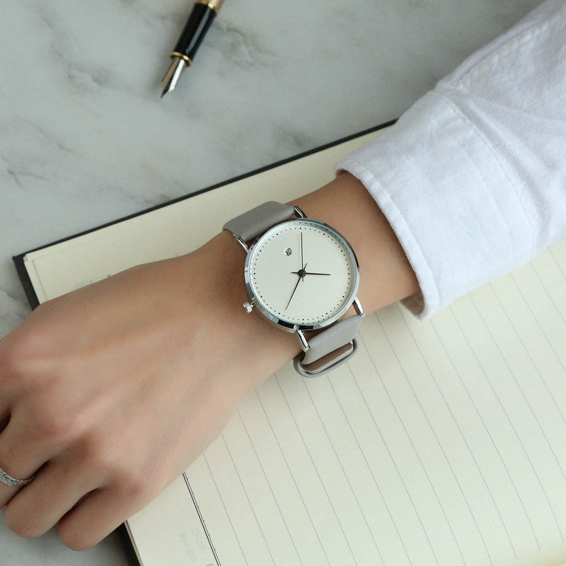 Leather Waterproof Watches for Women