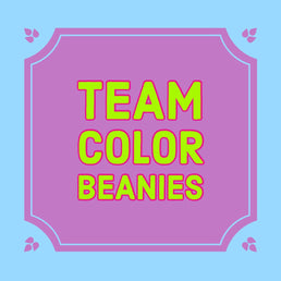 TEAM COLOR BEANIES