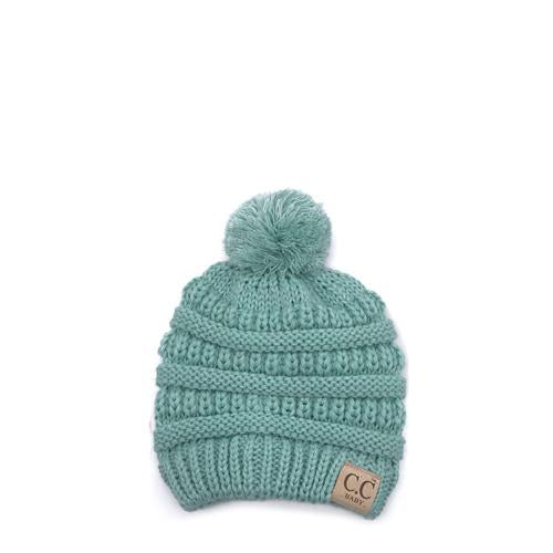Baby-847 Beanie Pale Mint