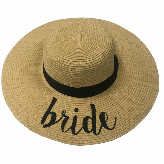 ST-2017 Bride Beach Hats