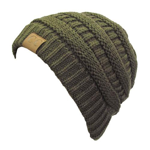HAT-20A BEANIE NEW OLIVE