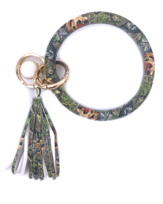 KC-8845 Camo Key Chain